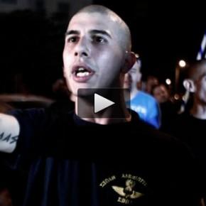 Η Χρυσή Αυγή έχει παρεισφρύσει στην ελληνική αστυνομία (Βίντεο)