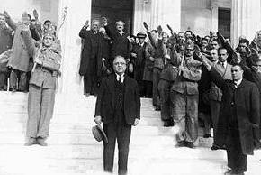 Ο φασισμός της δικτατορίας Μεταξά